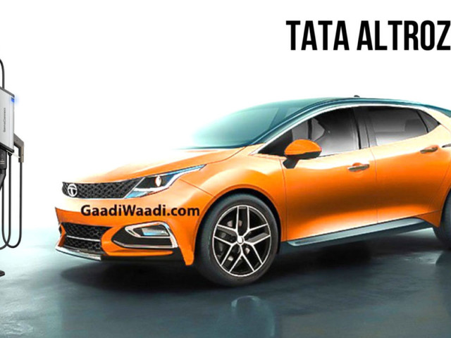 Tata Altroz Electric Concept To Likely Make Global Premiere On March 5