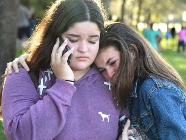 150,000 American Students Have Experienced a School Shooting
