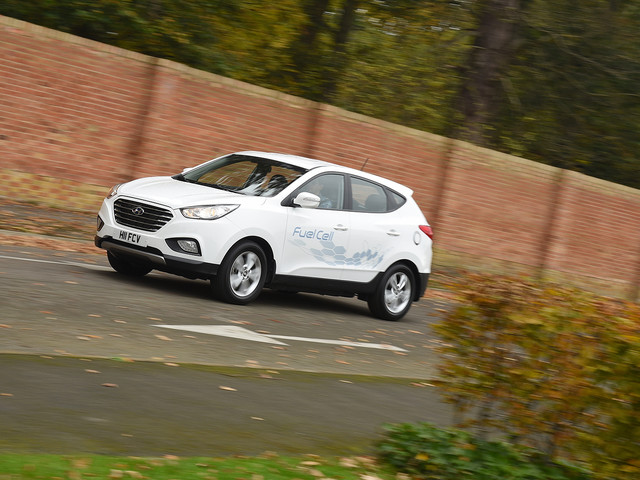 Hyundai ix35 Fuel Cell long-term test review: first report