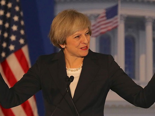 FULL TEXT: Theresa May's speech to the Republican 'Congress of Tomorrow' conference