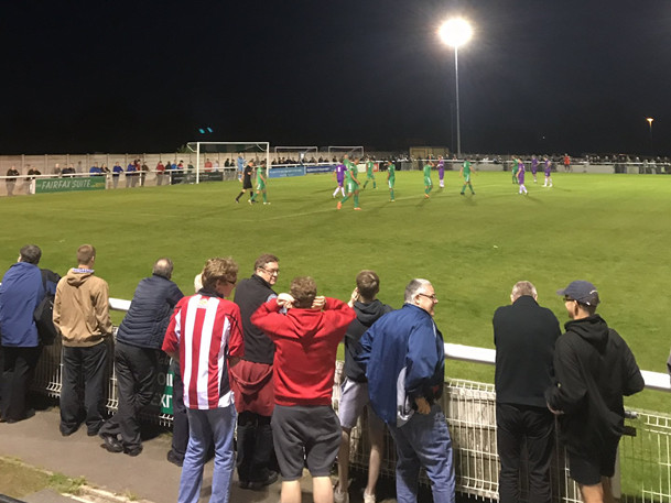 Non-League: Cheshire Derby Between Nantwich Town And Altrincham Postponed By Mid-Match Egg Bombardment