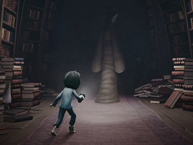 Little Nightmares The Residence DLC released as part of Secrets of the Maw expansion