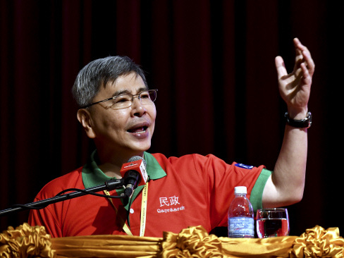 Mah: Reject opposition, they are a recipe for disaster