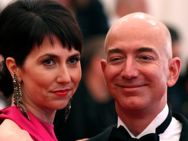 mackenzie bezos about to join the worlds rich club