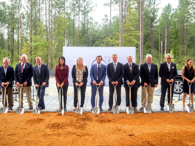 Volvo Doubles South Carolina Investment, Pours In Another $500 Million, Plans Two Production Lines