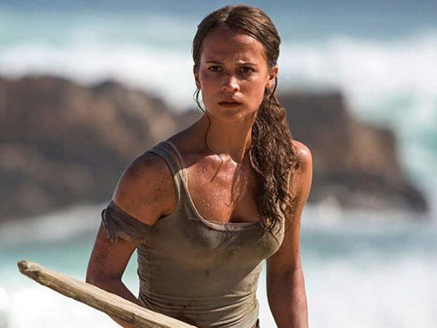 Mattel Unveils A Lara Croft Barbie In Honor Of The 'Tomb Raider' Movie