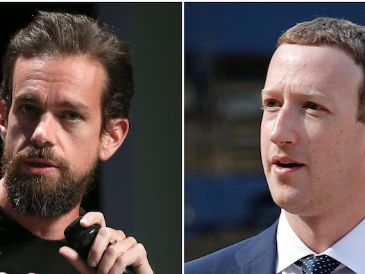 Twitter and Facebook have seen $51 billion in combined market value wiped out since booting Trump from their platforms