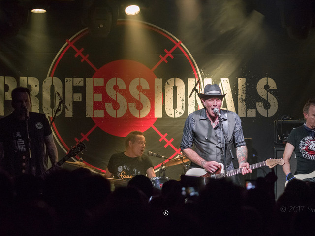 The Professionals: The Garage, London – live review