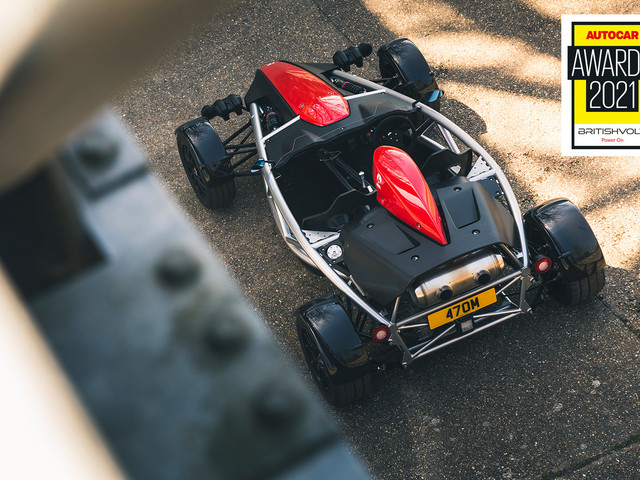 Up and Atom: The Ariel innovators behind Britain's Best Driver's Car