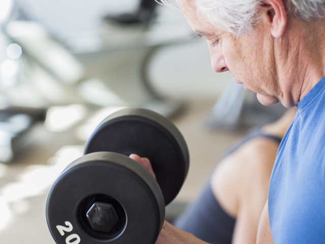 It's Never To Late To Start Strength Training: Anti-Ageing Benefits From Exercise