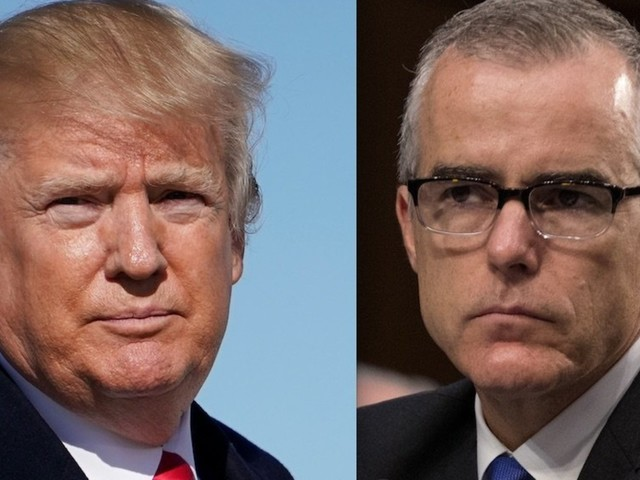 Trump Reportedly Asked The Acting FBI Director Who He Voted For