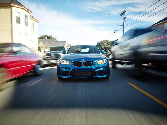 VIDEO: 2018 BMW M2 LCI top speed run