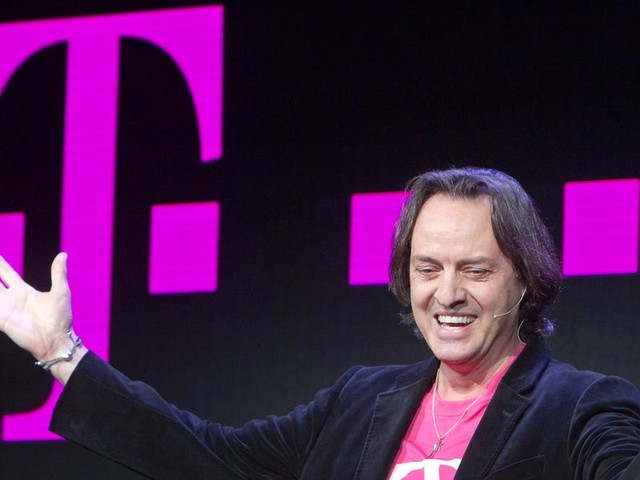 WeWork is reportedly in talks with T-Mobile head John Legere to be its CEO. Here's how he's led a massive turnaround of his wireless company.