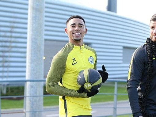 Gabriel Jesus set to miss FA Cup semi-final with Arsenal