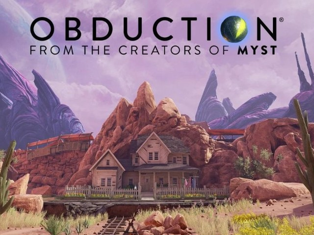 Obduction adventure from the makers of Myst now available