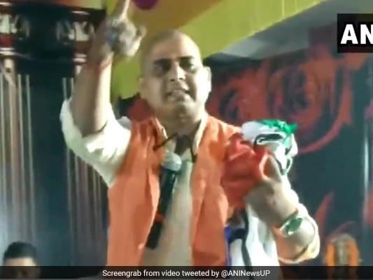 Watch: BJP Leader Conducts Magic Show At Rally For Rampur Bypoll