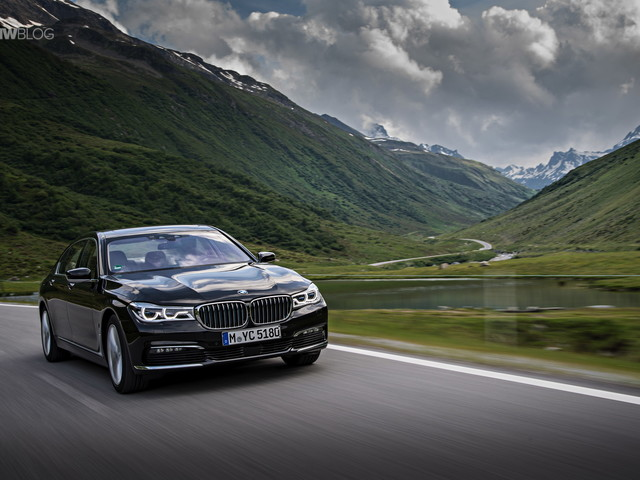 BMW 740e xDrive is one of the Motor Trend's most powerful four-cylinder cars