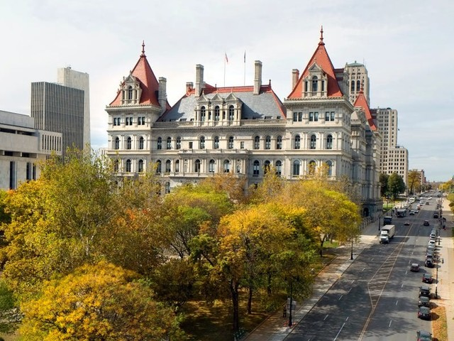 New York's once-quiet state capital is booming as NYC residents moved north for cheaper housing and more space with big-city perks