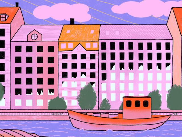 Investors Cozy Up to Danish Stocks