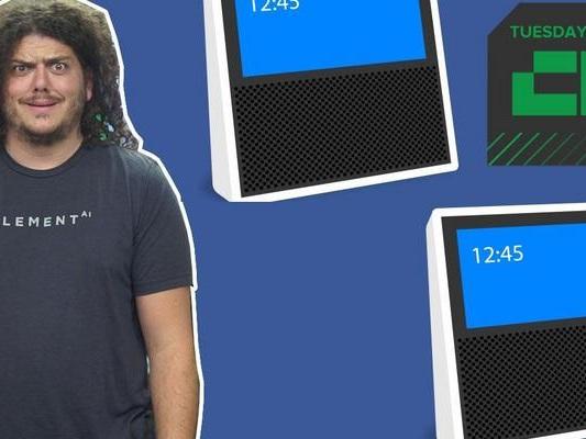 Crunch Report   Facebook Smart Speaker on the Way
