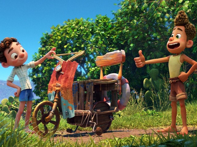 How 'Luca' Director Enrico Casarosa Is Pushing Pixar Into More Personal Storytelling