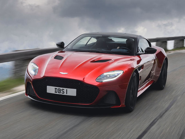 Aston Martin announces share price prior to stock exchange flotation