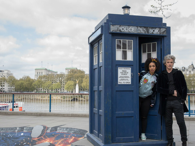 Doctor Who finale teaser: 'Will the future be a girl?'