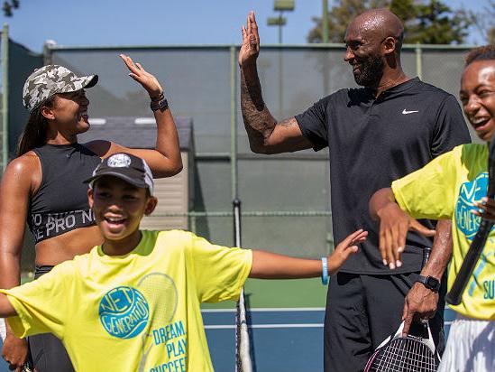 Kobe Bryant Talks 'Drive, Passion and Fierce Mentality' With US Open Champion Naomi Osaka (Video)