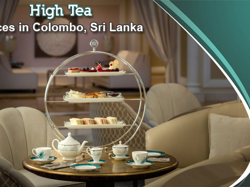 Missing High Tea in Sri Lanka? These Five Places in Colombo Will Not Disappoint