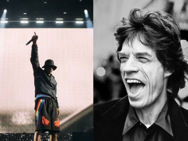 Mick Jagger teams up with Skepta for new track England Lost