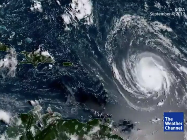 Florida Declares State of Emergency as Hurricane Irma Strengthens to Category 4