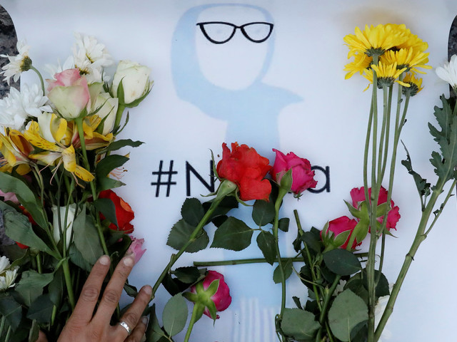 Thousands Mourn Nabra Hassanen At Funeral Prayer Service In Virginia