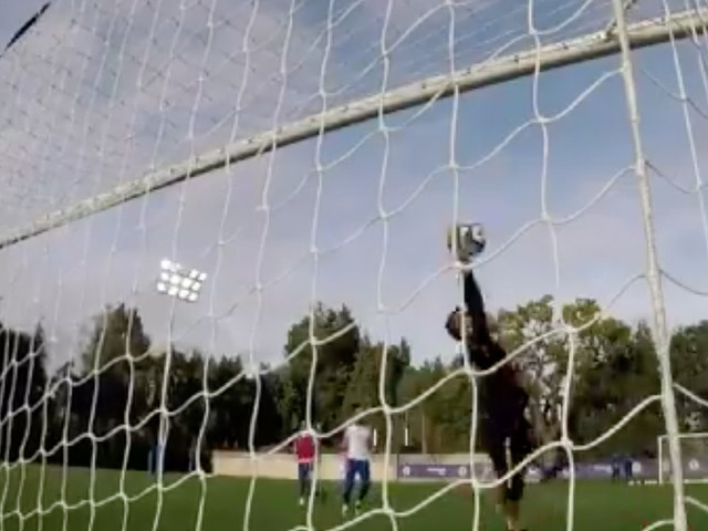 Eduardo makes the greatest save of his Chelsea career in this week's Chelsea Unseen
