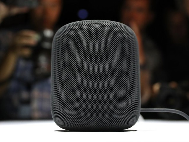 I spent an hour with Apple's new HomePod smart speaker — here's what it's like (AAPL)