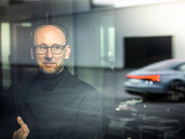 A guiding Lichte: Meeting Audi's chief designer