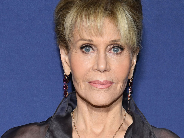 Jane Fonda Relishes Yet Another Chance to Insult Megyn Kelly's Interviewing Skills