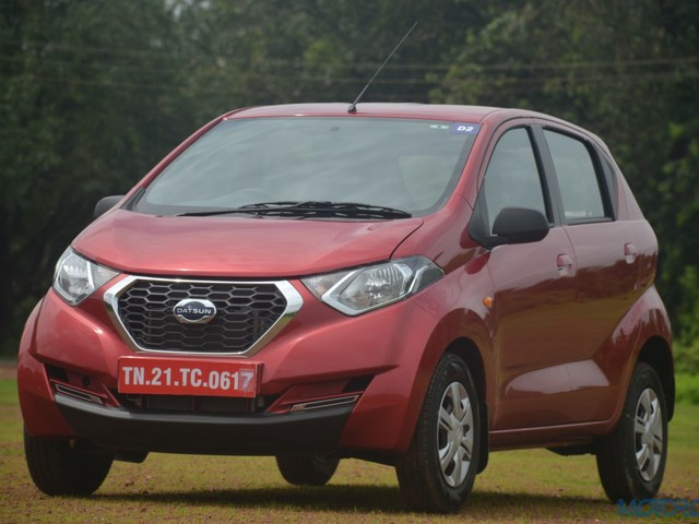 LIVE: Datsun Redi-Go 1.0L India Launch: Details, Images And Prices