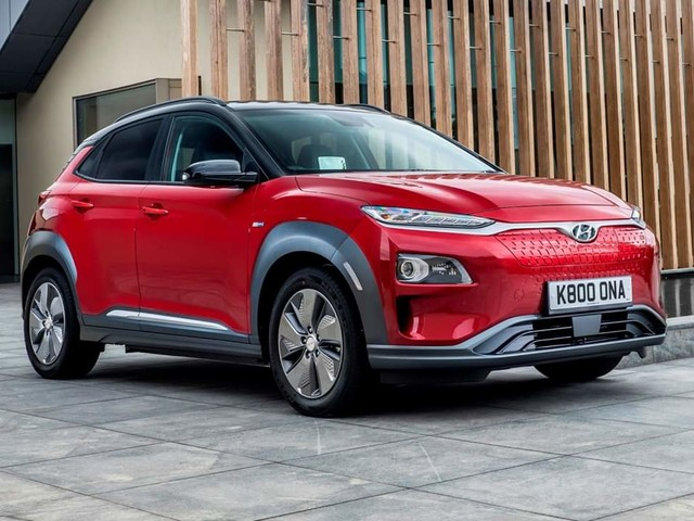 Hyundai Kona Electric SUV Receives 120 Bookings In Just 10 Days
