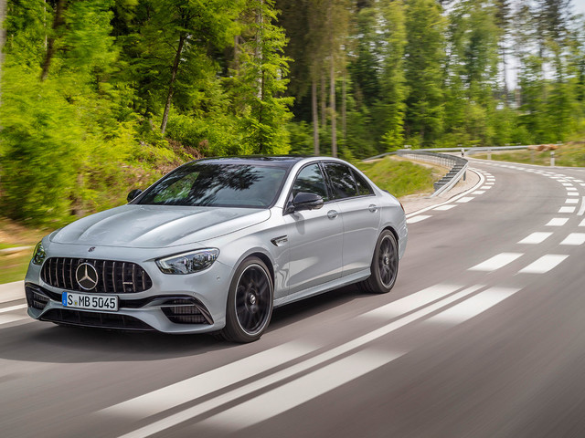 New Mercedes-AMG E63 packs styling and performance tweaks