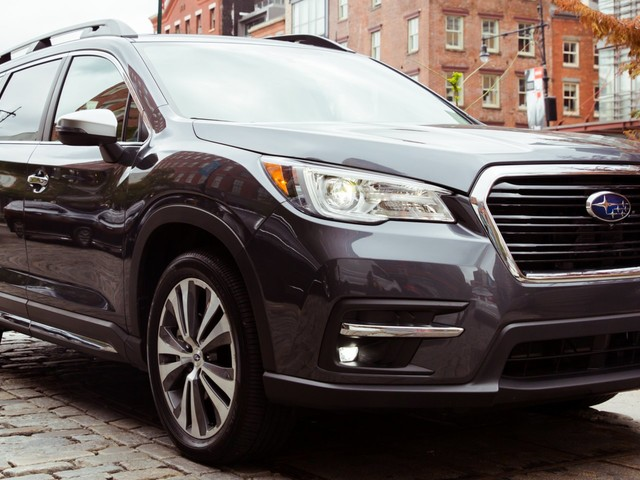 We drove a $46,000 Subaru Ascent SUV that will take on Toyota, Honda, and Ford — here are its best features