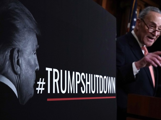 Today in Conservative Media: Schumer Totally Caved on the Shutdown. If You Don't Think So, Just Ask Other Democrats.
