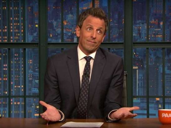 How Seth Meyers Snags More YouTube Views With One Segment Than His Show Gets on TV