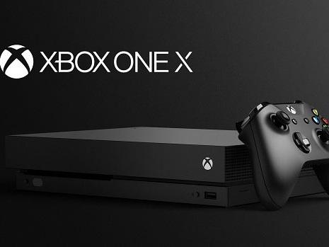 Standard Xbox One X Pre-orders Open Globally