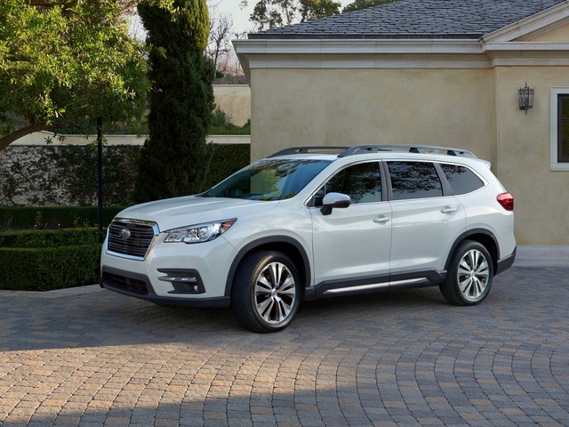 Subaru Ascent Pricing: When You're Confident, You Don't Need to Undercut the Competition