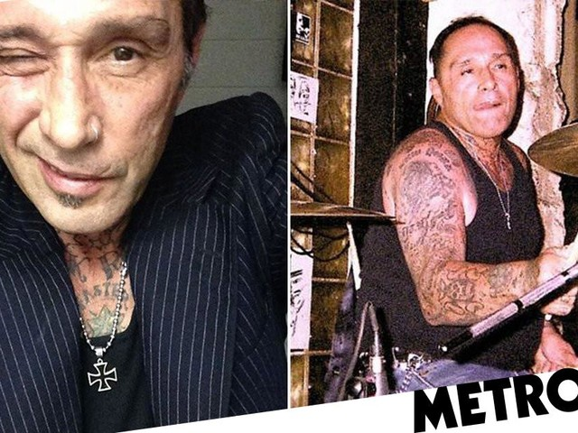 Misfits drummer Joey Image dies aged 63 following liver cancer