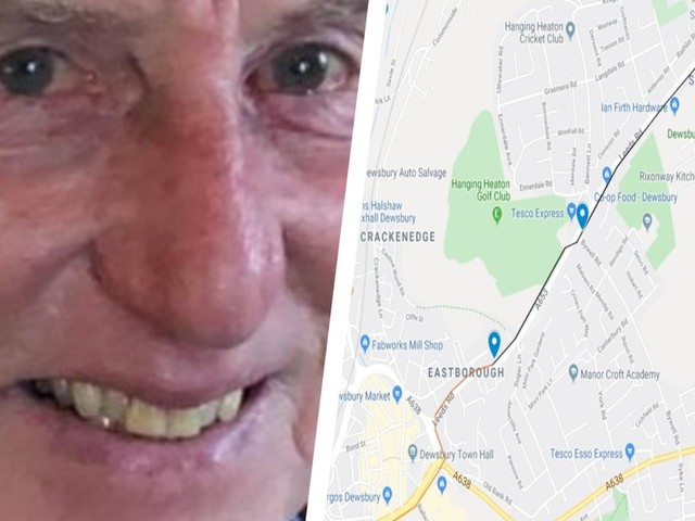 Colin Vasey: What we know so far about the search for missing Dewsbury pensioner