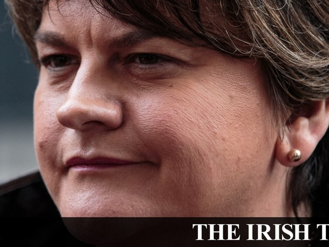 Dublin using North for its own ends on Brexit, claims Foster