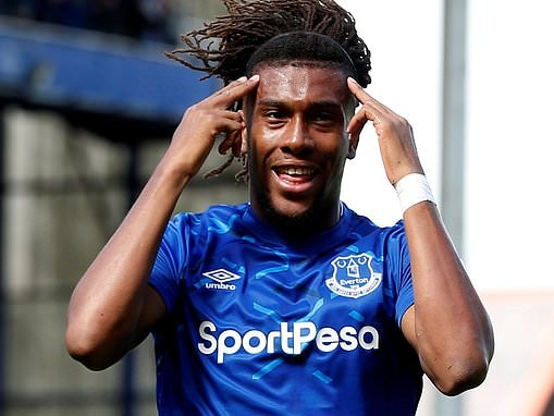 Arsenal news: Club legend Kanu reveals his shock after club sold Alex Iwobi to Everton