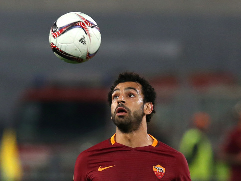 Liverpool sign Mohamed Salah from Roma