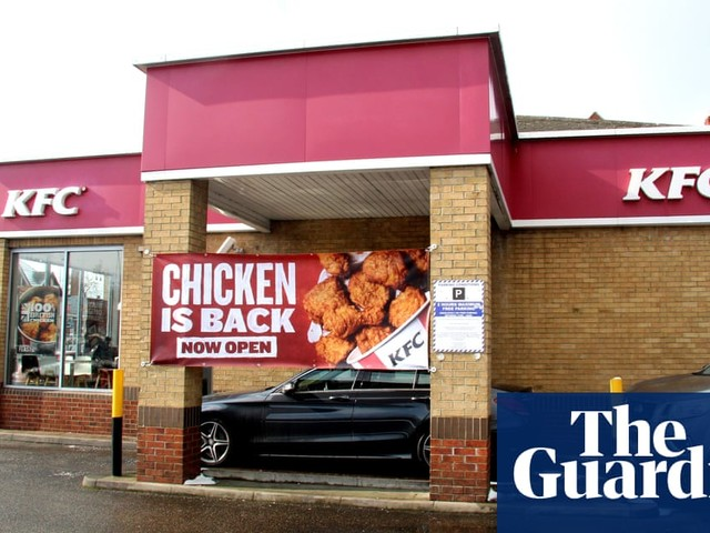 KFC first UK fast food chain to commit to new chicken welfare standards